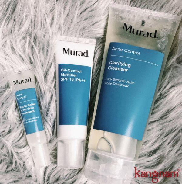 kem dưỡng kiểm soát dầu Murad hiệu quả không