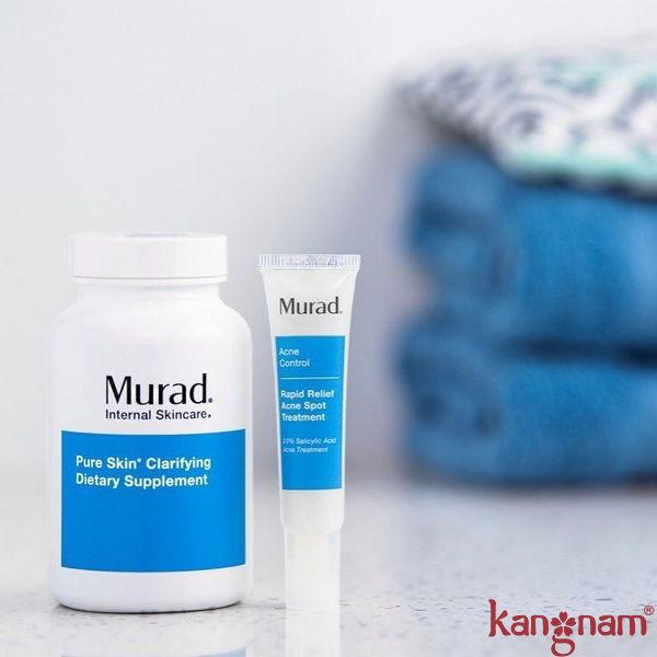 Viên uống giảm mụn Murad