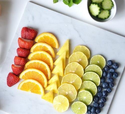 detox từ các loại trái cây tươi