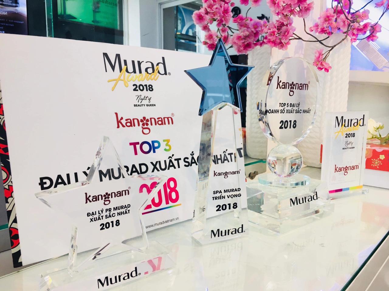 Kang Nam- đại lý phân phối Murad chính hãng