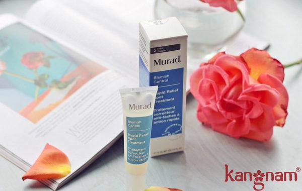 Gel trị mụn cấp tốc Murad giúp giảm mụn hiệu quả chi trong vòng 4h