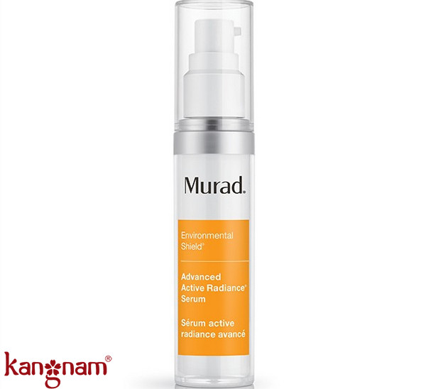 Review murad radiance serum