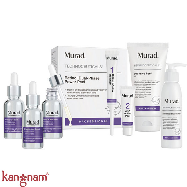 Retinol Dual | Phase Power Peel Level 3