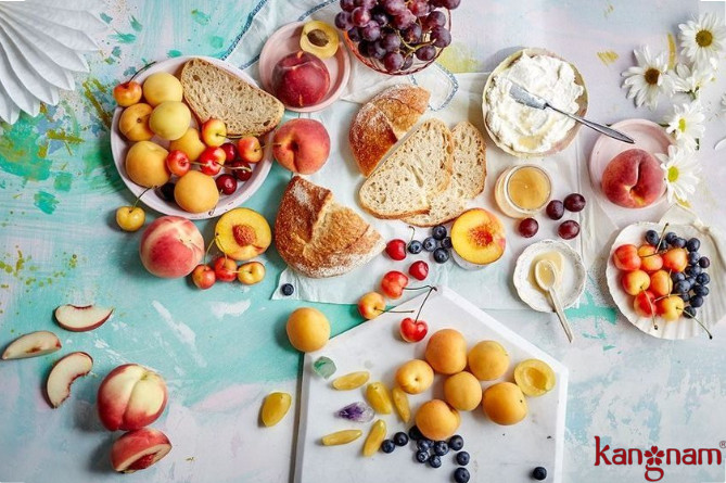 nhóm thực phẩm nên ăn khi da bị mụn