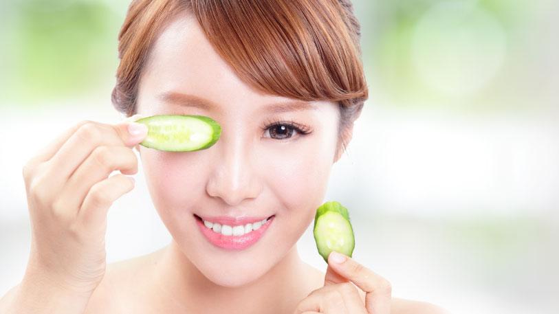 cách trị quầng thâm mắt hiệu quả