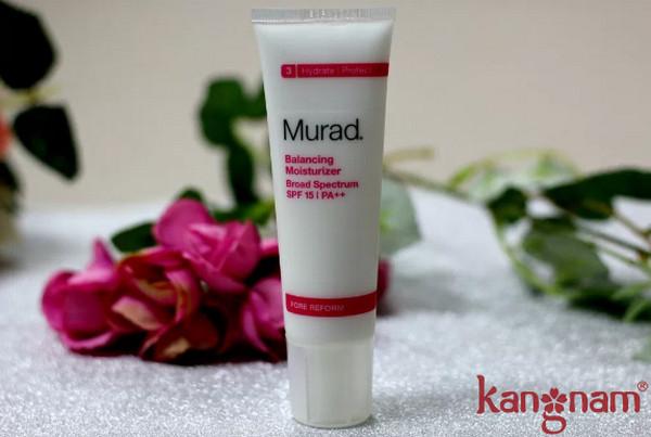 kem dưỡng cân bằng độ ẩm Murad chất lượng có tốt không