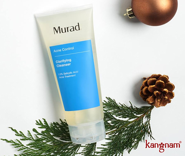 sữa rửa mặt Murad dành cho da mụn