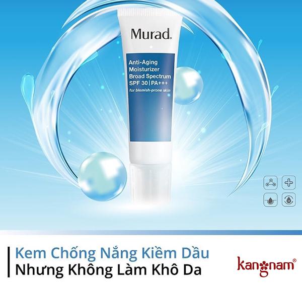 Kem dưỡng chống nắng ngăn ngừa lão hóa Murad