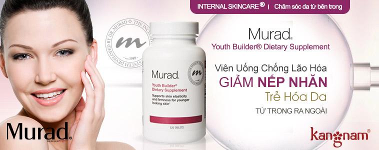 Viên uống collagen của Murad