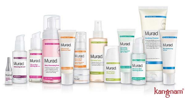 kem dưỡng Murad dùng cho da nhạy cảm được không