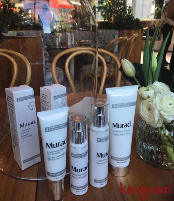 kem dưỡng trắng da Murad có gây kích ứng da không