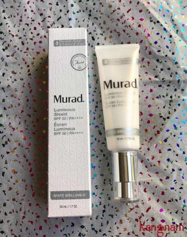 Kem dưỡng trắng sáng da Murad