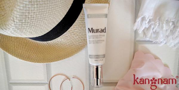 thành phần của kem dưỡng trắng da Murad