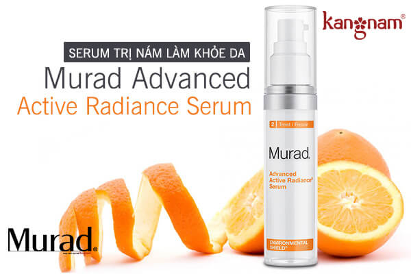 Serum trị nám làm khỏe da thế hệ mới Murad advance active radiance