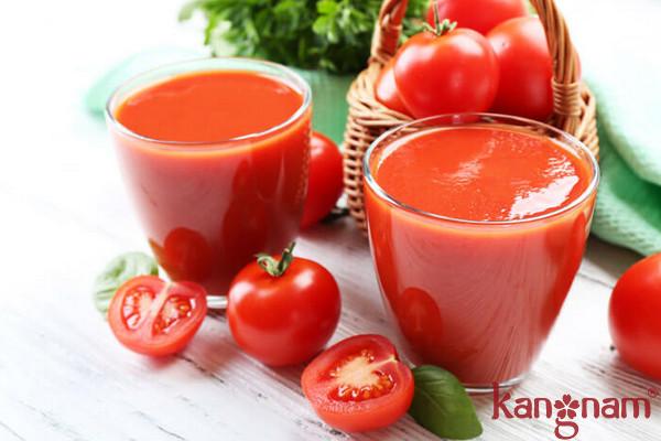 Trị mụn bọc bằng mặt nạ cà chua