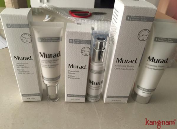 lý do kem dưỡng Murad đáng mua nhất 2018 hiện nay