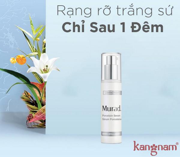 Serum dưỡng trắng da Mini Size Murad