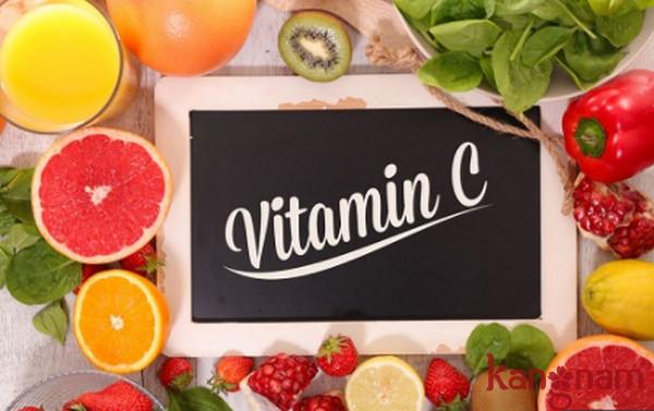 serum giảm nám chứa Vitamin C