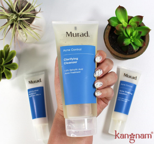 Sửa rửa mặt Clarifying Cleanser Murad