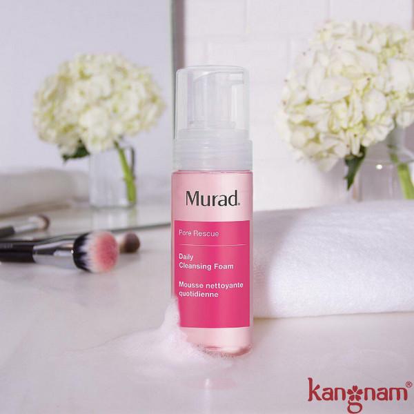 Sữa rửa mặt dạng bọt hàng ngày Murad