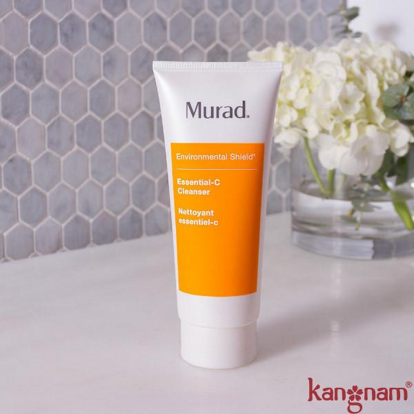 sữa rửa mặt làm khỏe da Murad chính hãng mua ở đâu