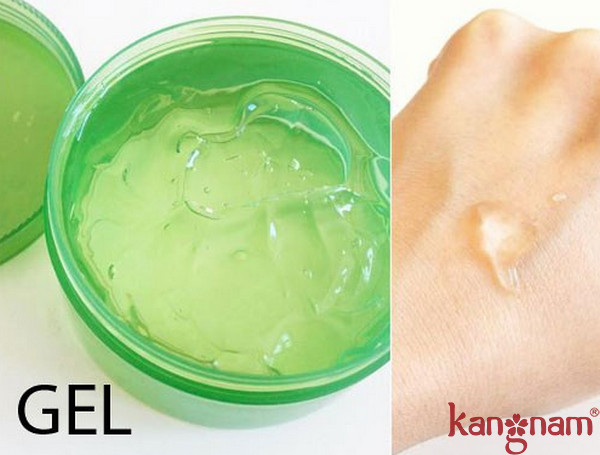 Dạng Gel trong suốt