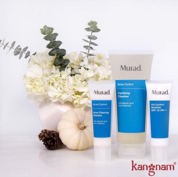Sữa rửa mặt trị mụn Murad giá bao nhiêu?
