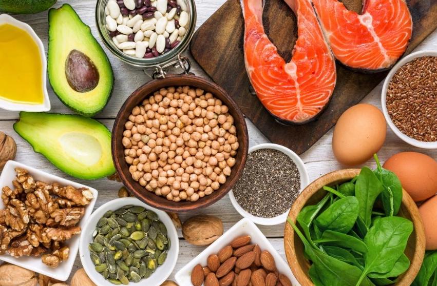 Các thực phẩm chứa axit béo omega 3