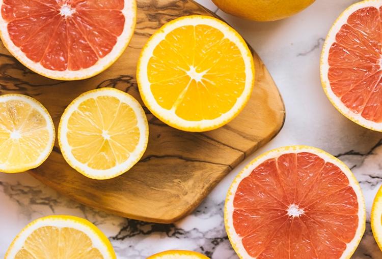 Thành phần vitamin C rất tốt cho da