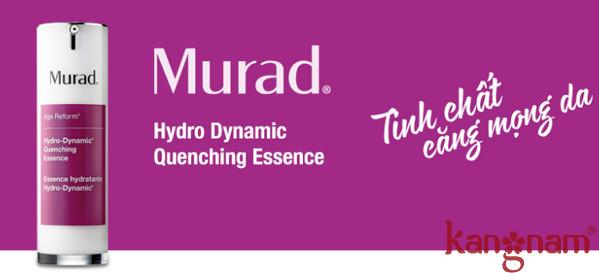 Tinh chất căng mọng Murad có thành phần gì? Bật mí cho bạn