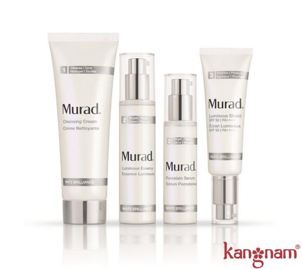 Review kem dưỡng trắng da Murad