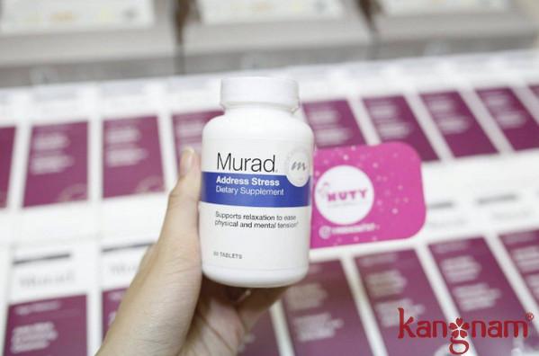 viên uống giảm căng thẳng Murad mua ở đâu chính hãng?